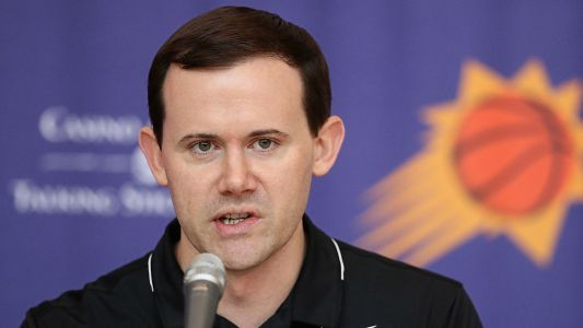 Suns fire GM Ryan McDonough after five seasons