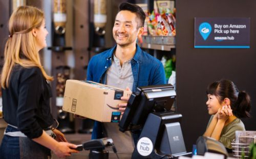 Amazon brings Counter package pickup to the U.S. starting with Rite Aid