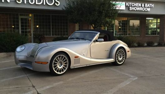 This Could Be Your Early 'Aughts Morgan Aero 8 But You Playing