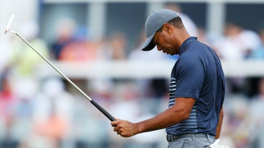 U.S. Open 2018: Tiger Woods laments big numbers after tough Round 1