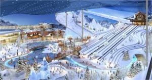 Southern China to have an indoor ski resort