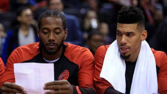 NBA wrap: Danny Green's last-second shot keeps Raptors atop East standings