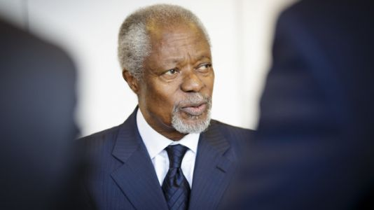 Kofi Annan, Former U.N. Secretary-General, Peace Prize-Winner, Dies At 80