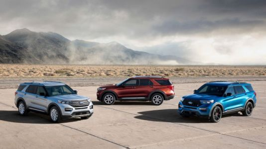 The 2020 Ford Explorer ST and Hybrid Are Here to Bring Joy to Your SUV Life