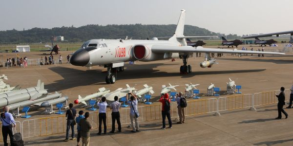 China's new supersonic arsenal could give its H-6N bomber force greater reach