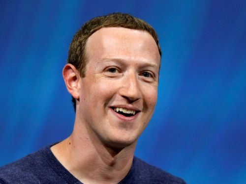 Mark Zuckerberg says Facebook is 'happy to pay more tax in Europe'