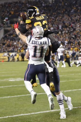 Steel City disaster; Patriots fall to Steelers, lose critical playoff positioning