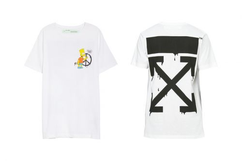 Off-White™ Celebrates Bart Simpson With Its New SS19 Drop