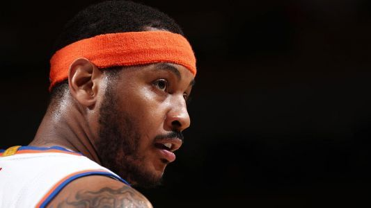 Report: Carmelo Anthony traded to OKC for Kanter, McDermott and draft pick