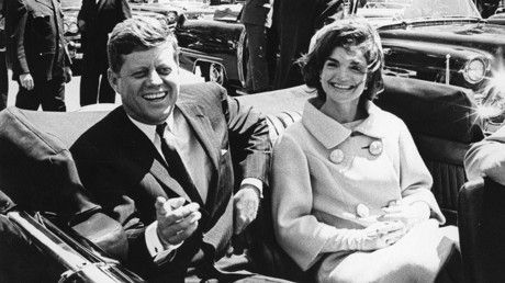 JFK files: Names of living people need to be removed before release - Trump