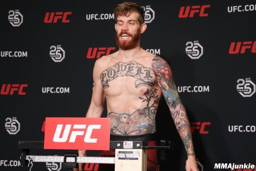 UFC on FOX 30 official weigh-in video highlights, photos: Everyone on point in Calgary