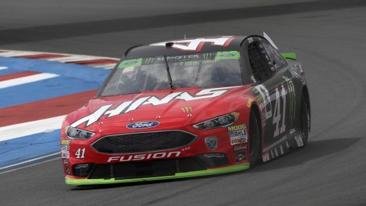 NASCAR starting lineup at Charlotte: Kurt Busch wins pole in inaugural race at the Roval