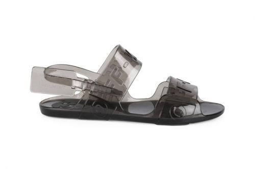Off-White™'s Jelly Sandals Are the New Statement Piece