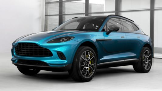 How Would You Configure Your Aston Martin DBX?