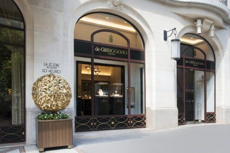 High-Jewelry Brand de Grisogono Opens Boutique in Paris