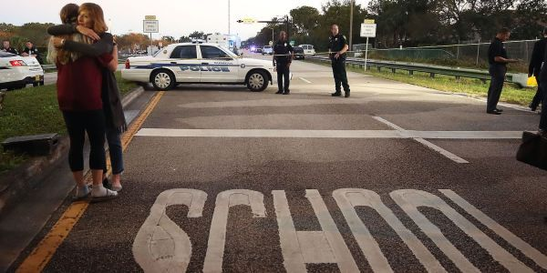 A damning new timeline of the Florida high-school shooting shows how badly the armed deputy screwed up