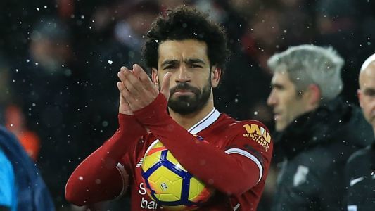 Fantasy Football: Salah dominates Goal's Team of the Week with four goals against Watford