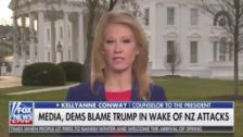 Kellyanne Conway Implores Everyone To Read Accused Killer's White Supremacy Manifesto