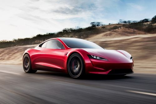 Tesla Debuts New Roadster & Semi Truck Models