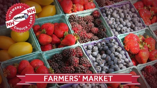 What's the best farmers' market in New Hampshire?