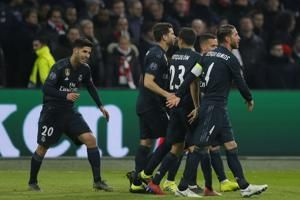 Substitute Asensio strikes late, Real Madrid beats Ajax 2-1