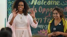 Michelle Obama Says The Impeachment Hearings Are 'Surreal'