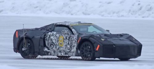 Here's Everything We Know About The Mid-Engine Corvette From Public Info