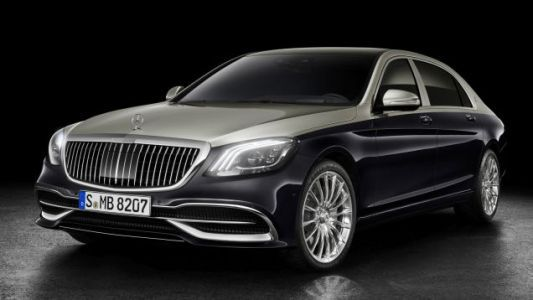 The 2019 Mercedes-Maybach S-Class Looks Like A Maybach Again