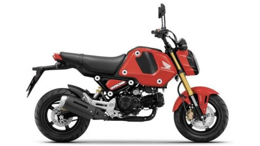 The 2021 Honda Grom Looks Cool As Hell