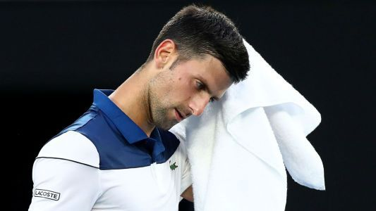 Novak Djokovic dumped out of Australian Open by Hyeon Chung