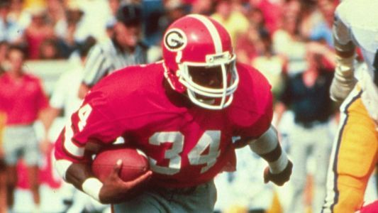 CFB 150: Georgia's Herschel Walker is Sporting News' top college football player of all time