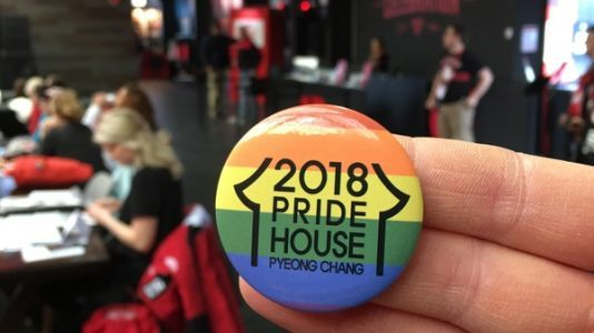 Canada Hosts A Pride House At The Winter Olympics In South Korea