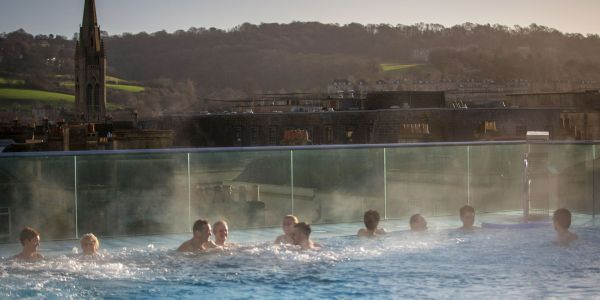 Say, 'Ahhhh' at Europe's Most Indulgent Spa Towns