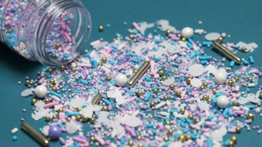 Gourmet Sprinkles Make Sweets And Other Treats Sparkle