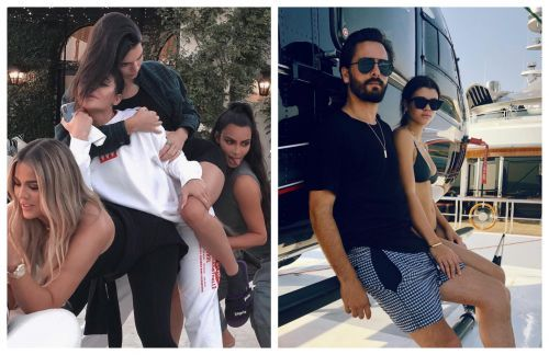 You Might Be Surprised by What the Kardashians Really Think About Scott Disick's Girlfriend Sofia Richie
