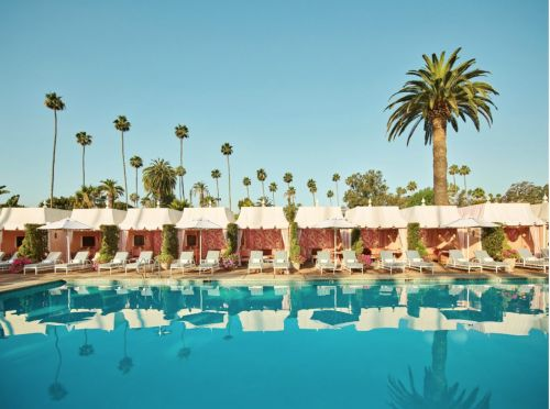 CHAMPALIMAUD DESIGN: THE BEVERLY HILLS PINK PALACE