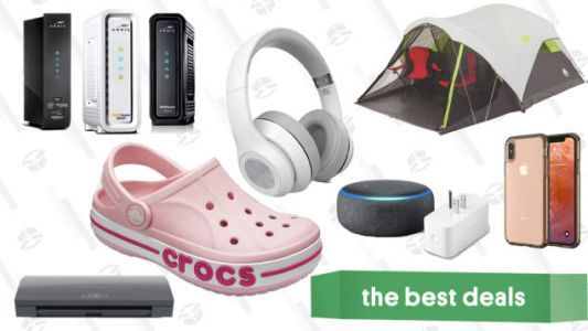 Friday's Best Deals: D&D, Echo Dot Bundles, Bonobos, Arris Modems, and More
