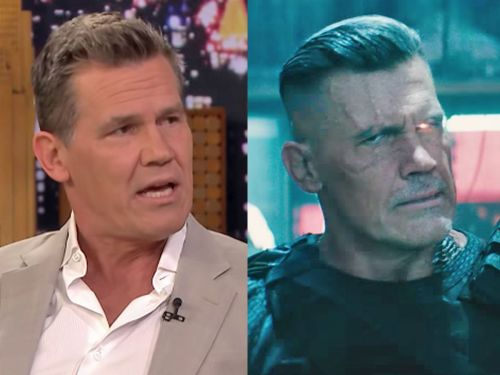 Josh Brolin almost turned down 'Deadpool 2' because he was tired after playing the 'Avengers: Infinity War' villain