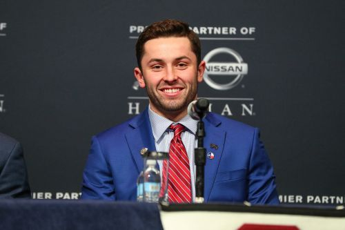 NFL Draft 2018: Browns select Baker Mayfield with No. 1 pick