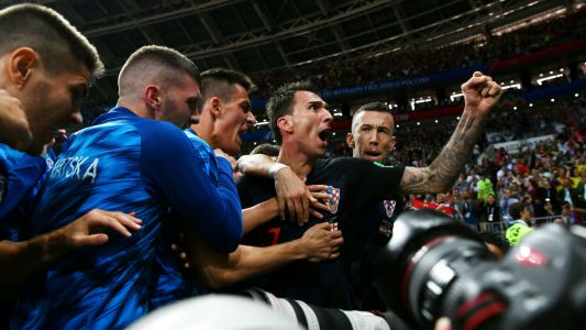 World Cup 2018: Mario Mandzukic leads Croatia's golden boys to history
