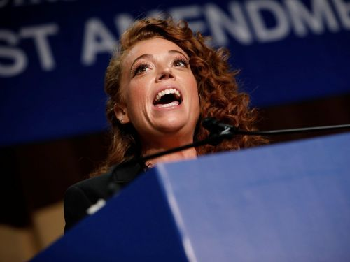 Michelle Wolf's routine was mean-spirited and nasty - but it was far from unusual
