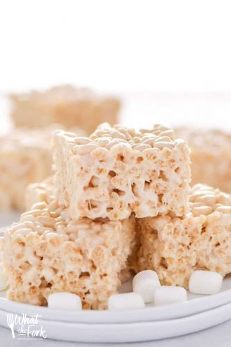 Classic Gluten Free Rice Krispies Treats