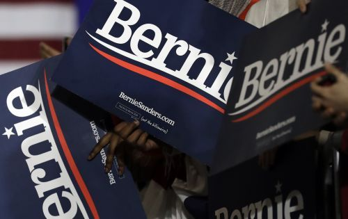 Bernie Sanders' staffers unionize in first for presidential campaign