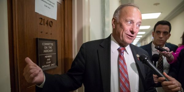 Rep. Steve King could be censured after asking why terms like white supremacist and white nationalist were offensive in an interview