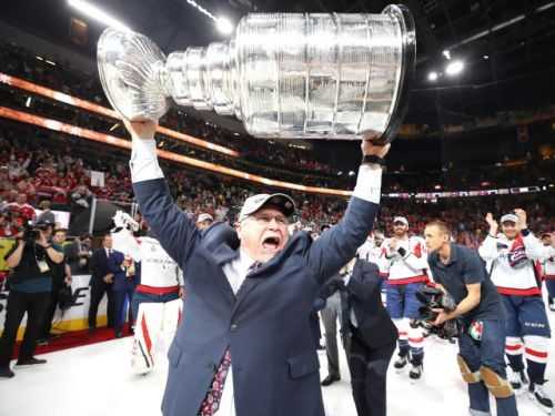 Stanley Cup champion Barry Trotz named head coach of New York Islanders