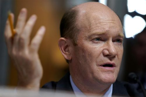 Coons: Trump 'should apologize' for McCain tweets