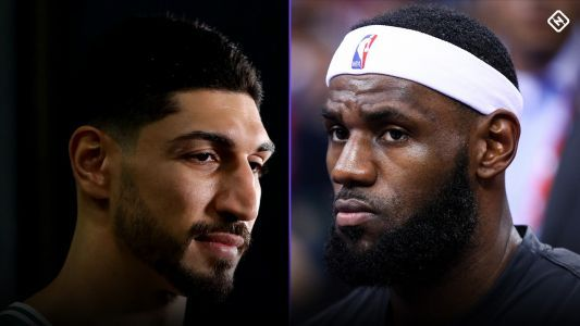 Enes Kanter appears to take shots at LeBron James after his comments on Daryl Morey, NBA-China relationship