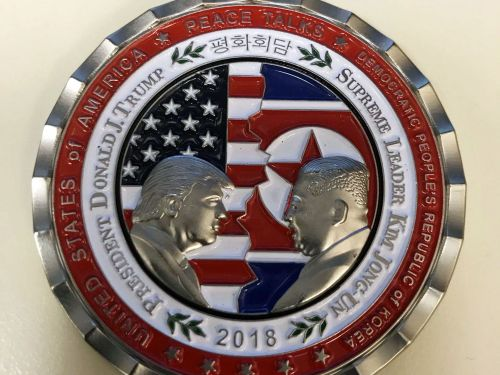 The White House gift shop has already discounted the commemorative coin it made for the now-canceled summit between Trump and Kim Jong Un