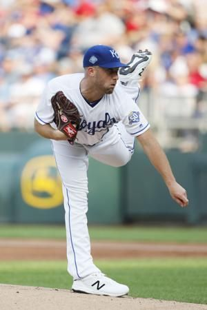 Royals place Duffy on disabled list, recall Sparkman