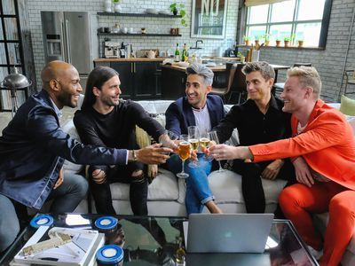 Netflix's 'Queer Eye' Might Make You Cry This Weekend